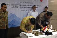 Setiap Tahun, Permukaan Tanah Jakarta Turun 5-12 Sentimeter