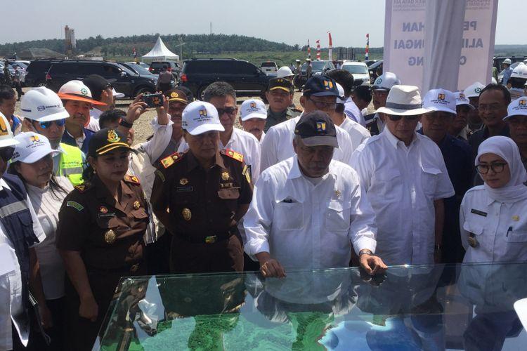 Rp 2 Triliun, Anggaran Infrastruktur untuk Provinsi Banten