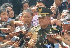 Jenderal Gatot:  Sekarang Saya Masih Prajurit TNI...
