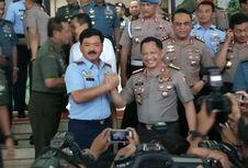 Kapolri: TNI dan Polri Akan Lebih Solid