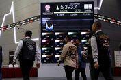 Mengekor Wall Street, IHSG Dibuka Menguat