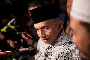 PAN Tolak Permintaan Amien Rais Tarik Menteri dari Kabinet