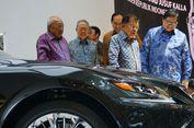 Pemerintah Jamin Penyediaan Tenaga Mobil Listrik