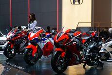 Jualan Honda Motor di IIMS Tembus 100 Unit