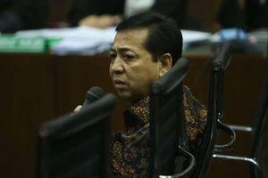 Jalan Panjang KPK Membawa Setya Novanto ke Kursi Pesakitan