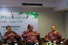 Pameran Industri Farmasi Asia Tenggara Siap Digelar di Jakarta