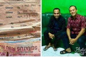 Kisah Badrun Mencari Pemilik Uang yang Ditemukannya 11 Tahun Lalu
