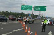 Tol Jakarta-Cikampek Padat, 'Contra Flow' Diterapkan Mulai KM 25