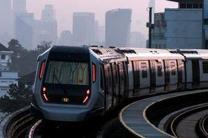 Baru Seminggu Operasi, Fasilitas MRT Malaysia Mulai Rusak