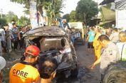 Polisi Tewas setelah Mobilnya Tertabrak Kereta Api, Diduga karena Silau