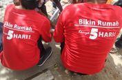 'Pasukan Merah' untuk Bedah Rumah Bukan Berasal dari Pemprov DKI