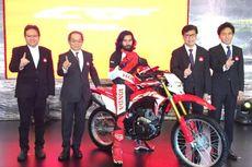 Honda CRF150L Resmi Meluncur