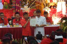 PDI-P Usung I Wayan Koster-Tjok Ace di Pilkada Bali 2018
