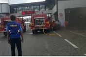 Korsleting Sebabkan Kepulan Asap di Terminal 2D Soekarno Hatta