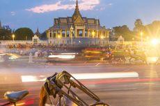 Geliat Perkotaan Memicu Lonjakan Urbanisasi di Kamboja