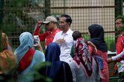 Simak, Video Liburan Ala Keluarga Jokowi...