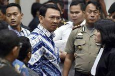 Hari Ini PN Jakut Ajukan Banding Vonis Ahok ke Pengadilan Tinggi DKI