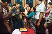 Aiptu Martua Sigalingging Diduga Sempat Melawan Terduga Teroris di Mapolda Sumut