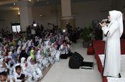 Syahrini Ajak 2.500 Anak Yatim Doakan Jupe