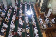 Ini Alasan Jemaah Masjid Al Marzuqiyah Shalat Id Hari Ini