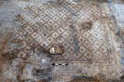 Berusia 1.500 Tahun, Lantai Era Bizantium Ungkap Kisah Yahudi-Kristen