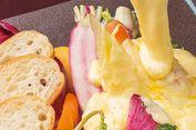 Keju Raclette, Santapan Pas di Musim Dingin