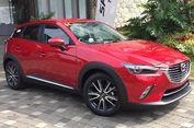 Mazda Terlambat Jual CX-3 di Indonesia