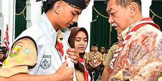 Ratusan Pramuka Jawa Barat Mengikuti Raimuna Nasional XI