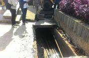 Dinas Bina Marga: Kabel Hingga Pipa Gas Ditinggalkan Begitu Saja dalam Selokan