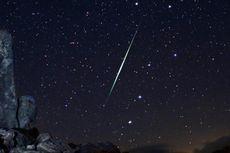 Hujan Meteor Geminid Akan Sapa Indonesia Besok, Ini Cara Nontonnya