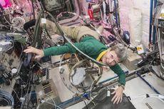 Usai Menjalankan Misi Setara Masa Kehamilan di Antariksa, Peggy Pulang