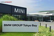 Berkunjung ke Experience Center BMW Group Tokyo Bay