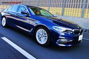 Rasanya 'Disetirin' Fitur Semi Otonomos BMW Seri 5