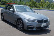 BMW Seri 5 Meluncur di Indonesia Sebelum GIIAS 2017