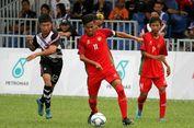 Kalahkan Thailand 3-0, Indonesia Juara Sepakbola APG 2017