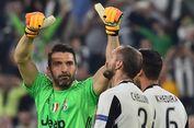 Gembira Juventus ke Final, Buffon Tak Mau Sesumbar