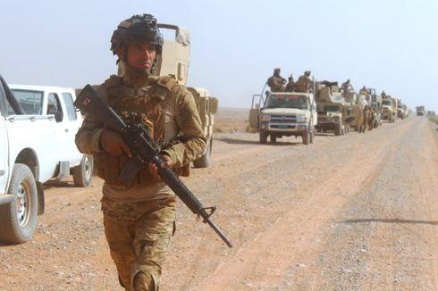 Tentara Irak Rebut Kota Terakhir yang Diduduki ISIS