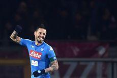 Hasil Liga Italia, Napoli Geser Inter Milan dari Puncak Klasemen