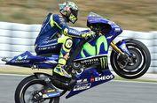 Rossi 'Happy', Vinales Kaget Gunakan Sasis Baru