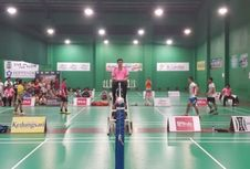 Badminton Amatir Libatkan Peserta Luar Negeri