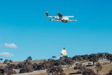 Induk Google Siapkan Armada Drone Pengantar Makanan