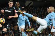 Hasil Liga Inggris, David Silva Tentukan Kemenangan Man City