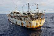 Masuk Wilayah NTT, Kapal Ikan Berbendera China Diamankan