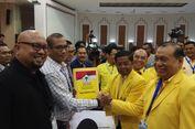 Dipimpin Idrus Marham, Golkar Daftar Peserta Pemilu 2019