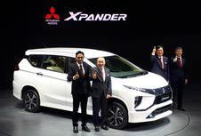 Mitsubishi Pasang Target Lebih Realistis buat Xpander