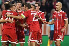 Hasil Lengkap Liga Champions, 18 Oktober 2017
