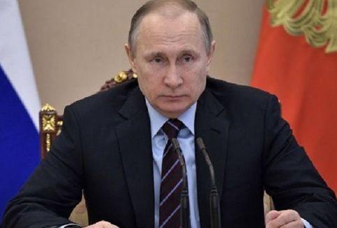 Putin: Korut Lebih Suka Makan Rumput daripada Abaikan Program Nuklir