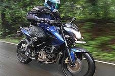 Bikers, Jangan Pakai Jas Hujan Model Ponco
