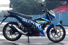 Suzuki Tidak Lupakan Satria FU 150