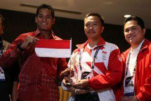 Kepada Menpora, Malaysia Minta Maaf ke Indonesia soal Bendera Terbalik